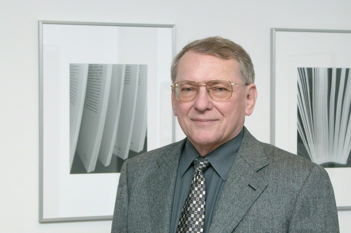 Jubiläum: 80. Geburtstag des ehemaligen Direktors der Universitätsbibliothek Stuttgart