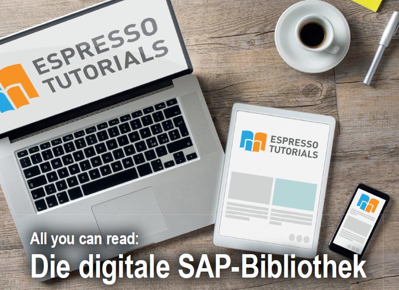 """Probleme mit SAP? """"Die digitale SAP-Bibliothek"""" hilft"""
